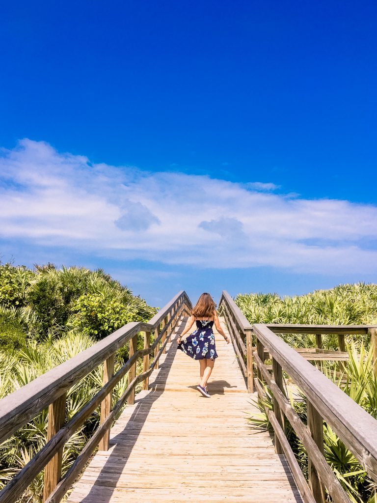 Florida State Parks Canaveral National Seashore