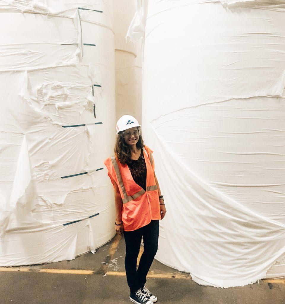 Georgia-Pacific Paper Mill Palatka Florida
