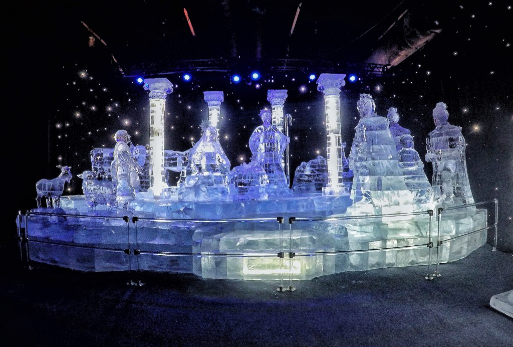 ICE! at Gaylord Palms Florida