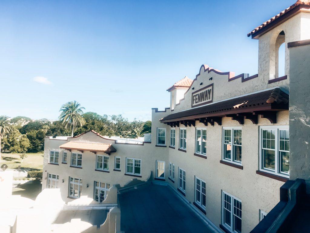 Fenway Hotel Dunedin Florida