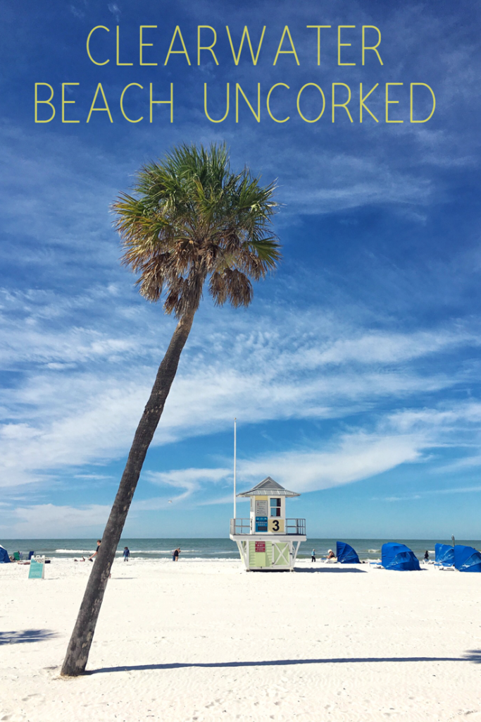 Clearwater Beach Uncorked Food and Wine Festival