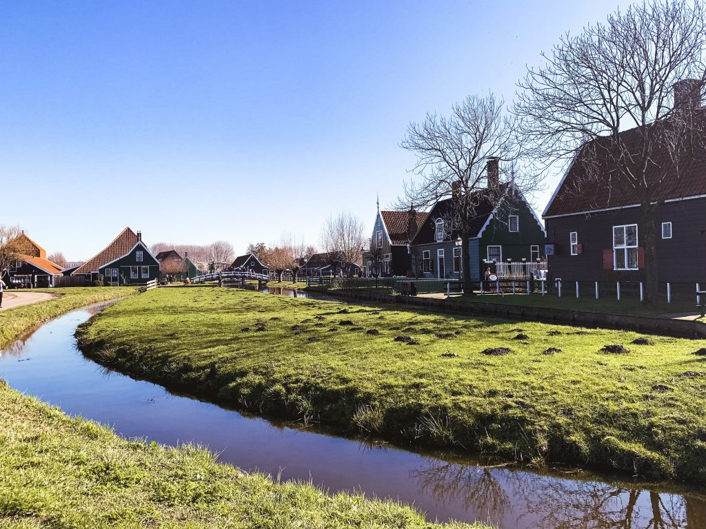 Zaanse Schans - day trip from Amsterdam