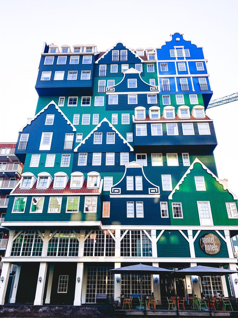 Zaandam - day trip from Amsterdam