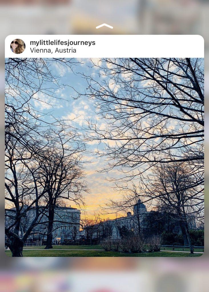 Burggarten Vienna Austria